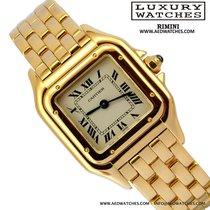 Cartier Panthere 1070 Ladies yellow gold full set 1994