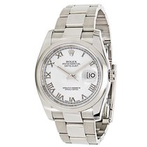 Rolex Datejust 116200 Men's Chronometer Watch in Stainless...