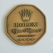 Rolex Oyster Perpetual OFFICIAL RETAILER targa display exhibition