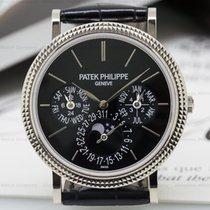 Patek Philippe 5139G-010 Perpetual Calendar Black Dial 18K...