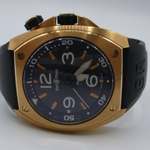 Bell & Ross BR02 - 20 RED GOLD