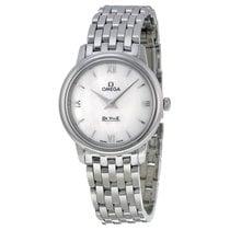 Omega De Ville Prestige Mother of Pearl Dial  Ladies Watch...