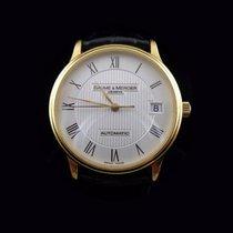 Baume & Mercier Classima in 18k solid gold