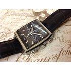 TAG Heuer Monaco Black Chronograph - CW2111 Model - Pre Owned