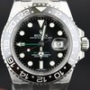 Rolex GMT Master II Ceramic Bezel all steel Full set