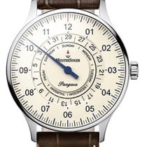 Meistersinger Pangaea Day Date - PDD 903 - 40mm - Ivory Dial