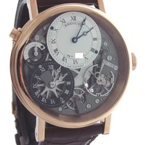 Breguet Tradition GMT Manual Wind 18K Solid Rose Gold