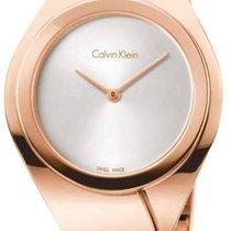 ck Calvin Klein senses Damenuhr M K5N2M626