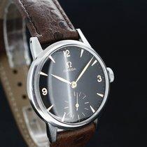 Omega Black Dial Caliber 265 aus 1947 in Super Zustand