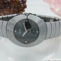 Rado Ovation Jubile Titan Herren-uhr Keramik Diamanten