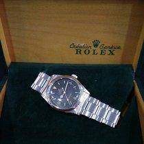 """Rolex 6610 Explorer """"GILT Dial OCC"""" Box/Paper dated 1957"""