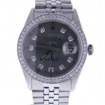 Rolex Datejust Automatic-self-wind Mens Watch 16014