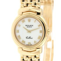 Rolex Cellini 6621/8 In Yellow Gold, 26 Mm