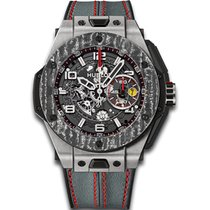 Hublot Big Bang Ferrari Carbon 401.NJ.0123.VR Titanium LIMITED