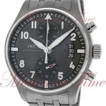 """IWC Pilot's Spitfire """"Ardoise"""" Flyback Chronograph..."""