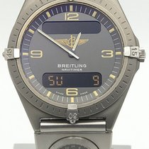 Breitling Aerospace 80360 Titanium Professional With Co-pilot...