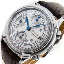 Auguste Reymond Automatik Valjoux 7750 Chronograph Herren Uhr...