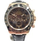 Rolex Daytona ROSE GOLD Choco Brown