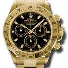 Rolex DAYTONA COSMOGRAPH, 18KT YELLOW GOLD, ZENITH