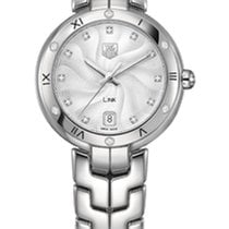 TAG Heuer Link Lady Quartz 11 DIAMONDS (0.08 CT)ON THE DIAL