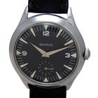 Benrus VINTAGE BENRUS SIDE SECOND MANUAL WINDING MENS WRISTWATCH