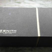 Zenith chronomaster big size box newoldstock