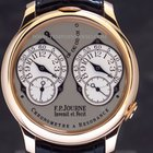 F.P.Journe Chronometre A Resonance  red gold Anthracite dial ...