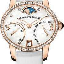 Girard Perregaux Cat's Eye Bi- Retro Automatic Ladies Watch