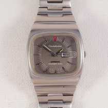 Omega Constellation Megaquartz 32 KHz day date 1973  steel