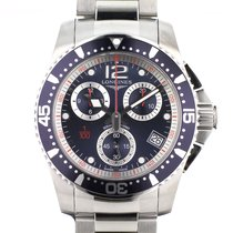 Longines Hydroconquest chronograph blue 41mm - L3.743.4.96.6