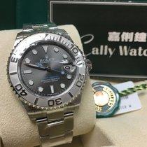 勞力士 (Rolex) Cally - 268622 Yacht-Master Grey Dial 37mm Lady...