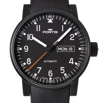 Fortis 623.18.71 Si01 Spacematic Pilot 40mm 10ATM