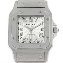 Cartier Santos Galbee Mens Automatic Steel Watch W20055d6