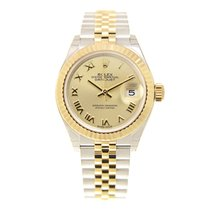 Rolex Lady Datejust Gold And Steel Gold Automatic 279173CHRN_J