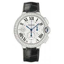 Cartier Ballon Bleu  Mens Watch Ref WE902002
