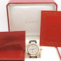 Cartier Pashà Yellow Gold Oro Giallo Full Set Mint