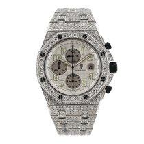Audemars Piguet Royal Oak Offshore Diamond Watch 10010