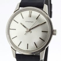 Eterna Stainless Steel Men's Vintage Watch Ref. 140T Cal....