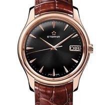 Eterna watch Vaughan Big Date 42 mm