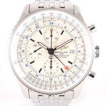 Breitling Navitimer GMT Full set A24322