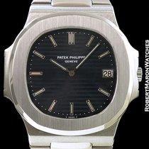 Patek Philippe 3700/1a Jumbo Nautilus Steel
