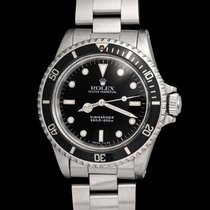 勞力士 (Rolex) Submariner 5513 Last Series Before Sapphire Crystals