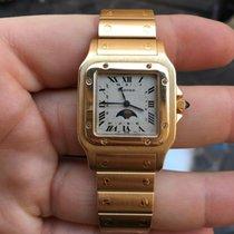 Cartier Santos oro 18 kt gold 750