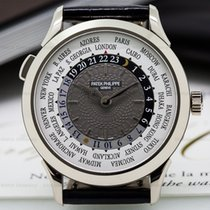 Patek Philippe 5230G-001 World Time White Gold NEW Basel 2016...