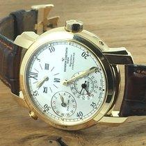 Vacheron Constantin Malte 18ct Gold - Dual Time Regulator...