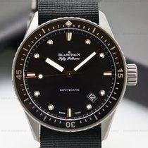 Blancpain 5000-12C30-NABA Fifty Fathoms Bathyscaphe Automatic...