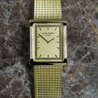 Patek Philippe 18k Yellow Gold Gondolo Mechanical Nos Watch