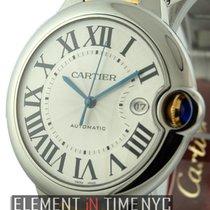 Cartier Ballon Bleu Collection Steel / Yellow Gold Automatic...