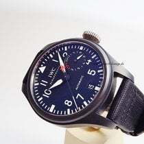 IWC Big Pilot Grosse Fliegeruhr Top Gun Keramik   5019-01