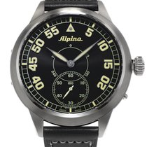 Alpina STARTIMER PILOT HERITAGE MKIII - 100 % NEW - FREE SHIPPING